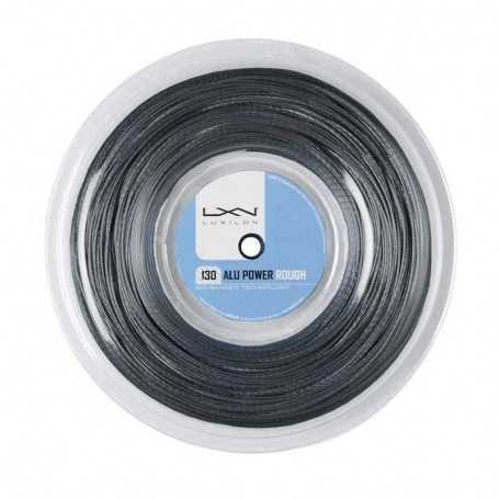 Luxilon Alu Power Rough Rolle 220m 1,30mm silber