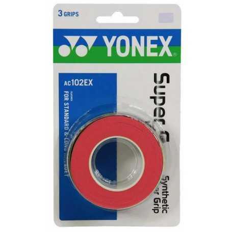 Yonex Super Grap Overgrip rot