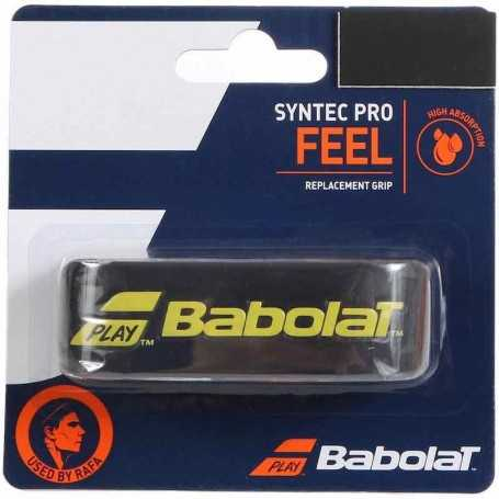 Babolat Syntec Pro Basicgrip schwarz-gelb