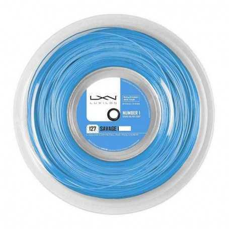 Luxilon Savage Rolle 200m 1,27mm blau