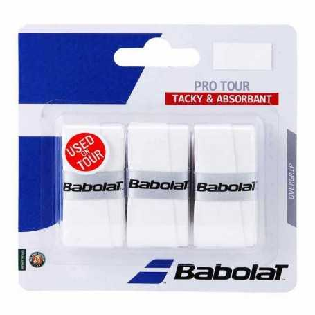 Babolat Pro Tour Overgrip weiss