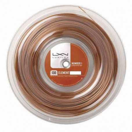 Luxilon Element Rolle 200m 1,30mm bronze