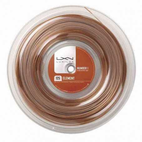Luxilon Element Rolle 200m 1,25mm bronze
