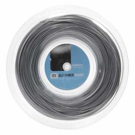 Luxilon Alu Power Rough Rolle 220m 1,25mm silber