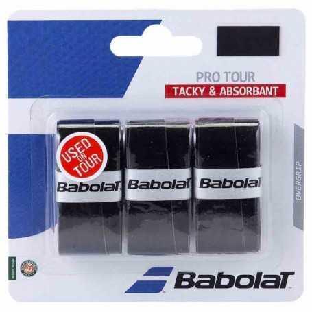 Babolat Pro Tour Overgrip schwarz