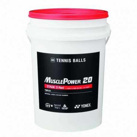 Yonex Muscle Power 20 Ball Eimer