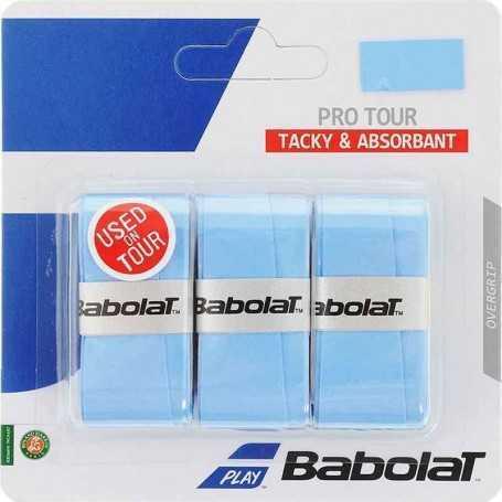 Babolat Pro Tour Overgrip blau