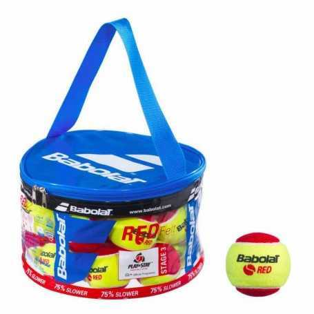 Babolat Red Felt X24 Ball Tasche