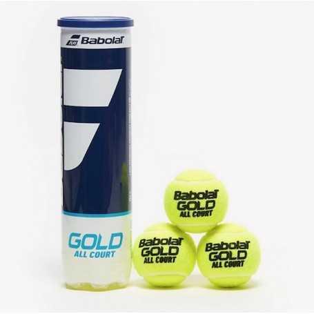 Babolat Gold X4 Ball Dose