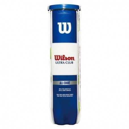 Wilson Ultra Club All Court 4 Ball Dose
